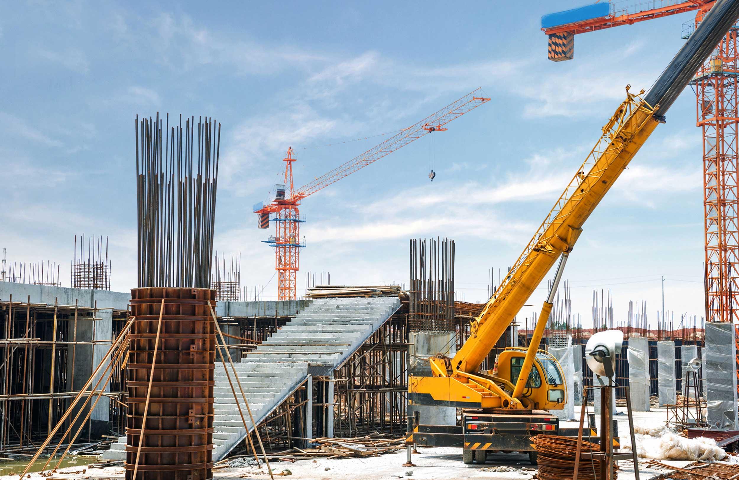 Commercial building project for Skanska in Norway